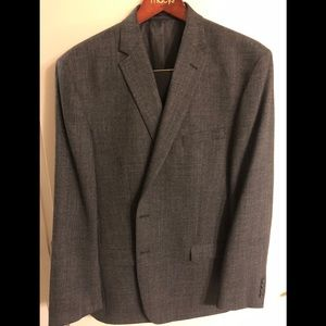 Calvin Klein Wool Suit Coat/Jacket